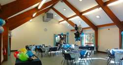Hookwood Memorial Hall for hire