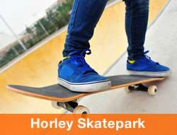 The Horley Skatepark