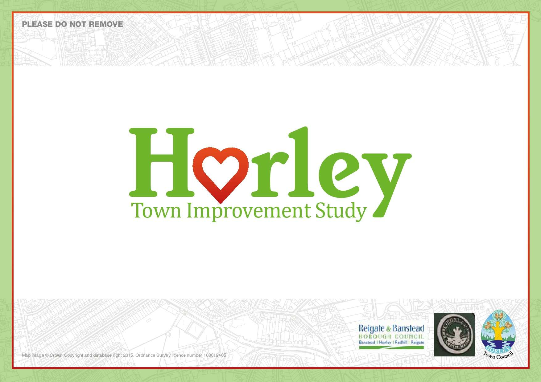 Horley Town Improvement Study