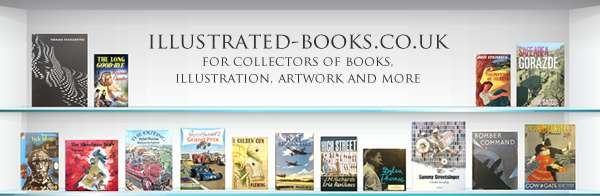 Illustrated Books an online shop for collectors of books, illustration, artwork and more.