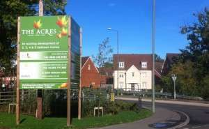 The Acres Horley Surrey