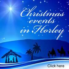 Christmas events in Horley