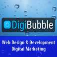 Digibubble, website development and digital agency, Gatwick