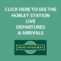 Horley trains live departure board