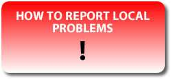 Report problems in the Horley and Surreyarea