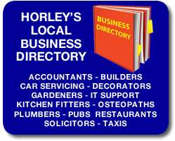 Horley Local Business Directory
