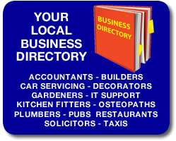 The Horley and Gatwick Business Directory
