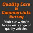 Quality Cars and Commercials, Horley, Surrey