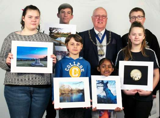 Winners of the Horley Photographic Club 60th Anniversary Exhibition 2018