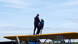Jennie Saunders Wingwalk