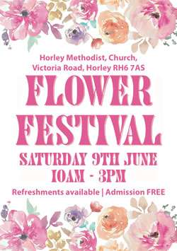 Horley Flower Festival June 2018