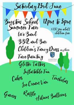 Burstow School, Smallfield, Summer Fair