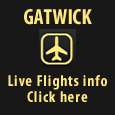 Gatwick Live Flights information