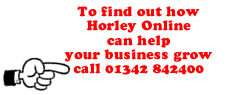 Advertise on Horley Online