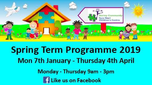 Horley Sure Start Children's Centre January 2019