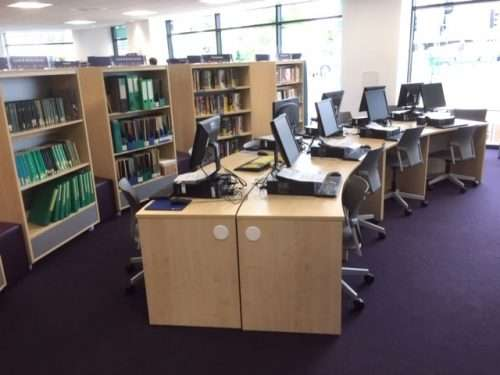 Access the Internet at Horley Library