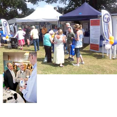 The Horley Chamber of Commerce holds events promoting our local businesses.