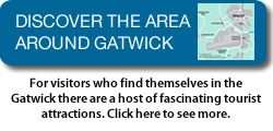 Discover the area around Gatwick and Horley
