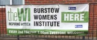 Burstow and Smallfield in Surrey Women's Institute.