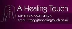 A Healing Touch, massage therapies, Horley, Gatwick, Crawley